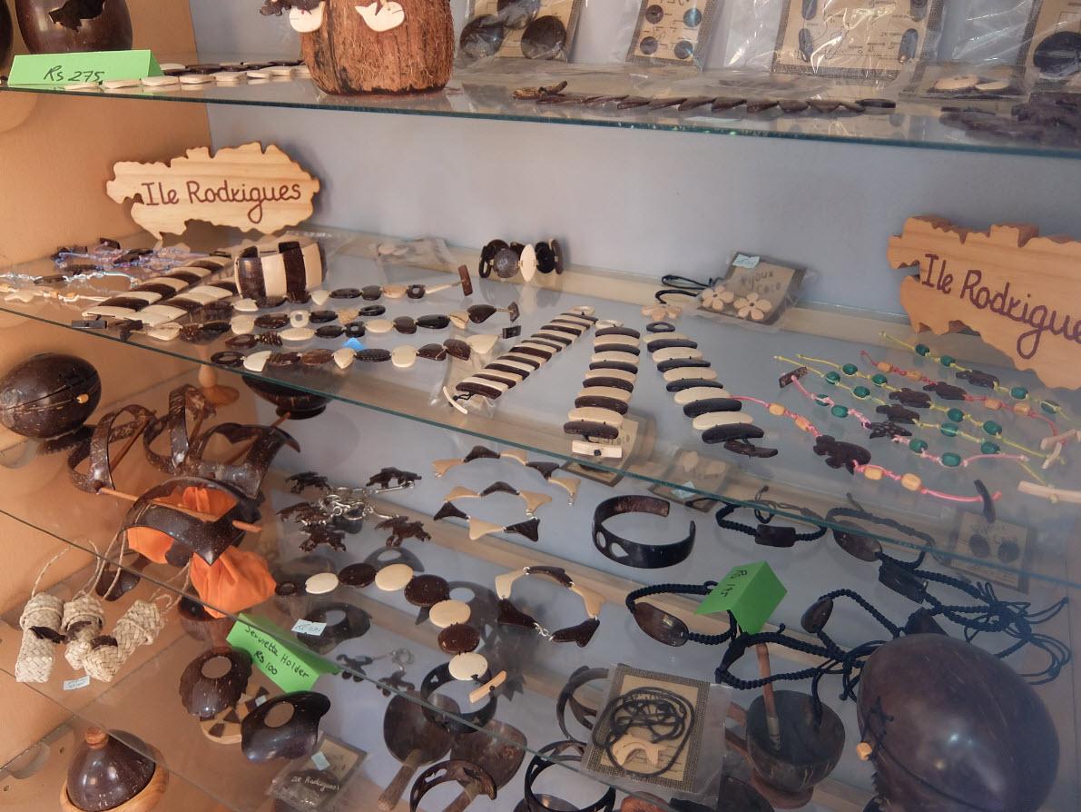Boutique artisanale Rodrigues