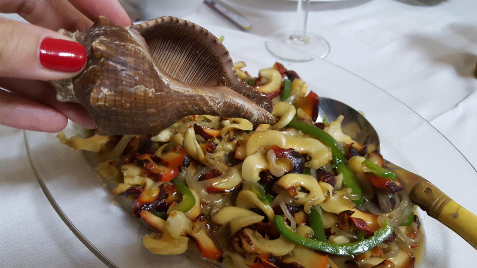 Diner au Tropical Chez Jeannette