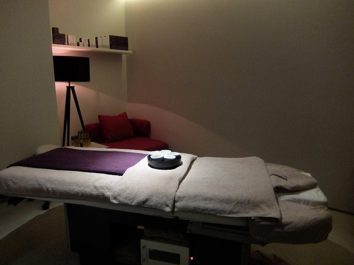 Lit de massage