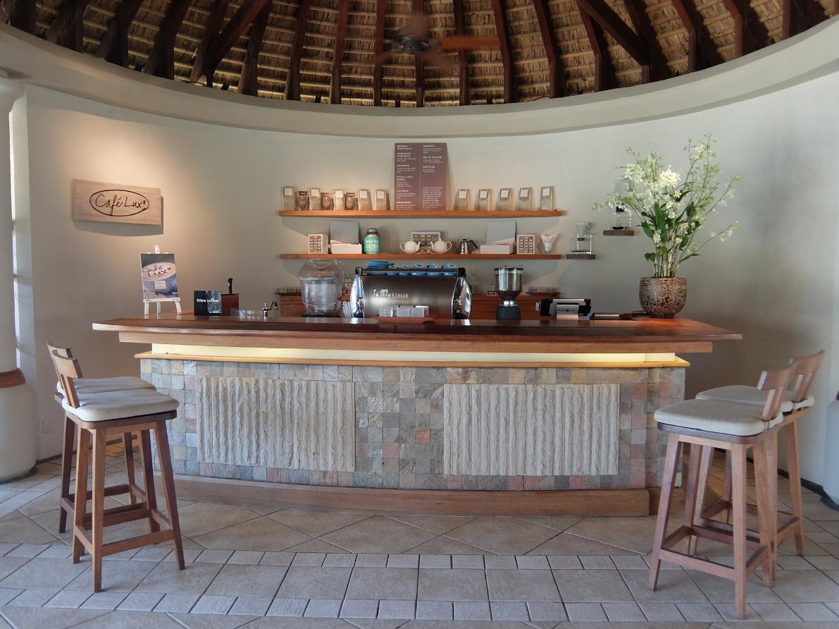 Cafe LUX Grand Gaube
