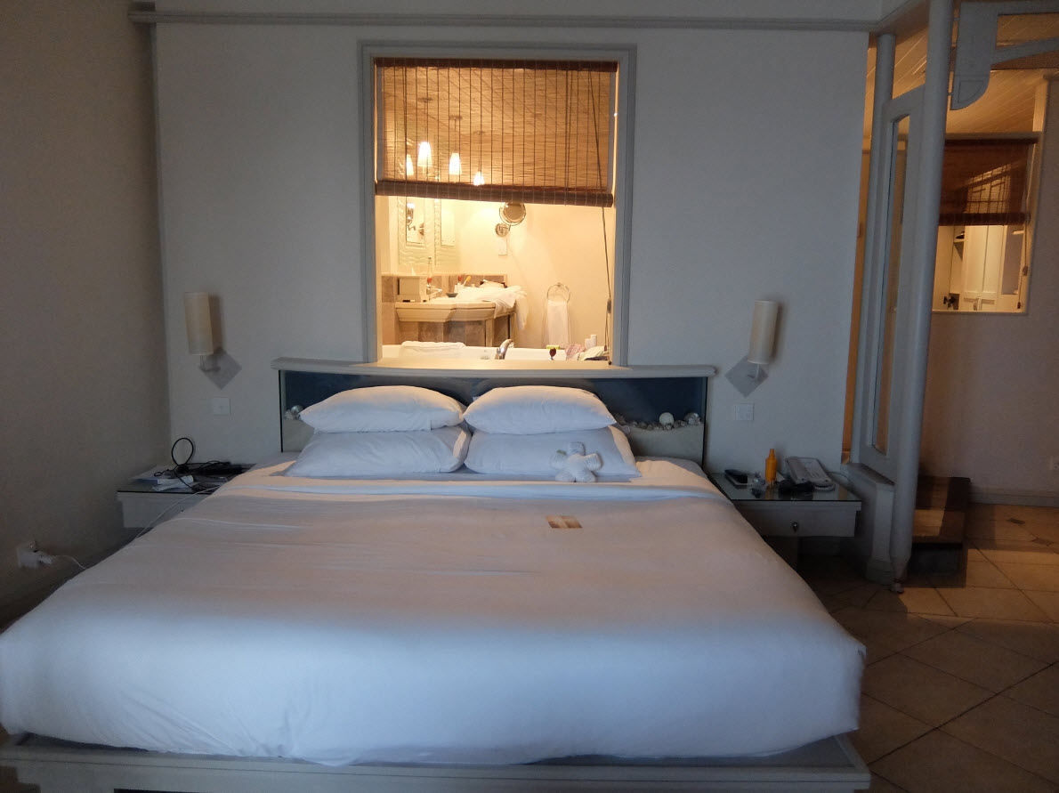 Hotel de luxe nord-est de Maurice