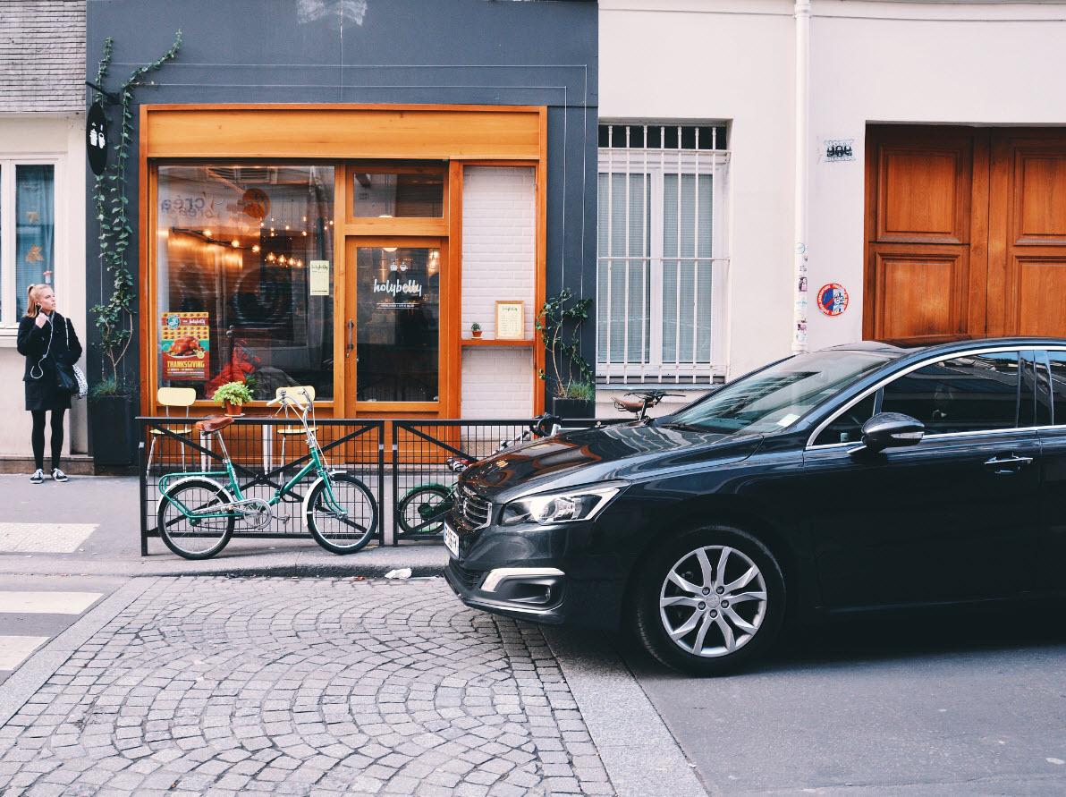 Le Cab Paris voiture avec chauffeur