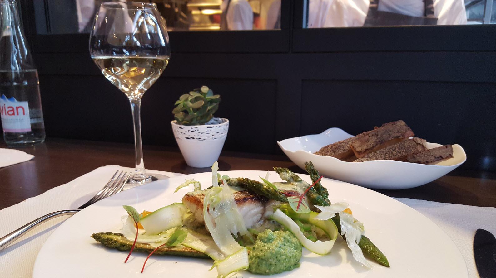 Restaurant etoile Carouge Geneve