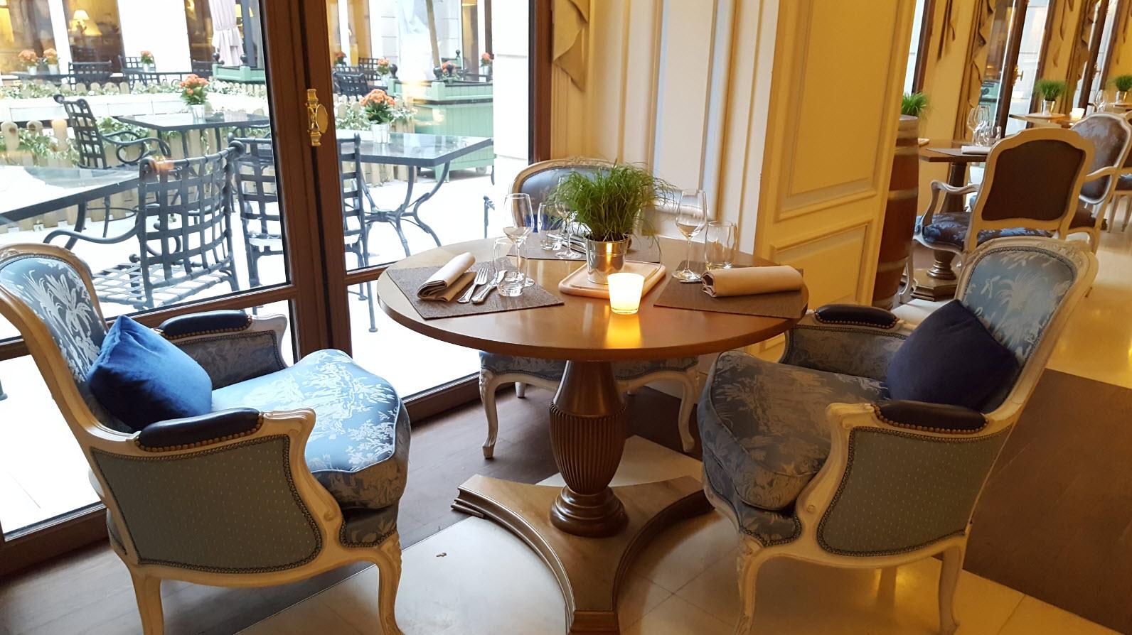 Restaurant Auberge du Jeu de Paume Chantilly