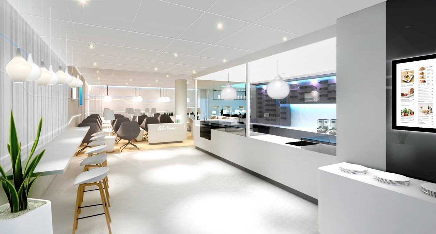 Vol Finnair Business promotion