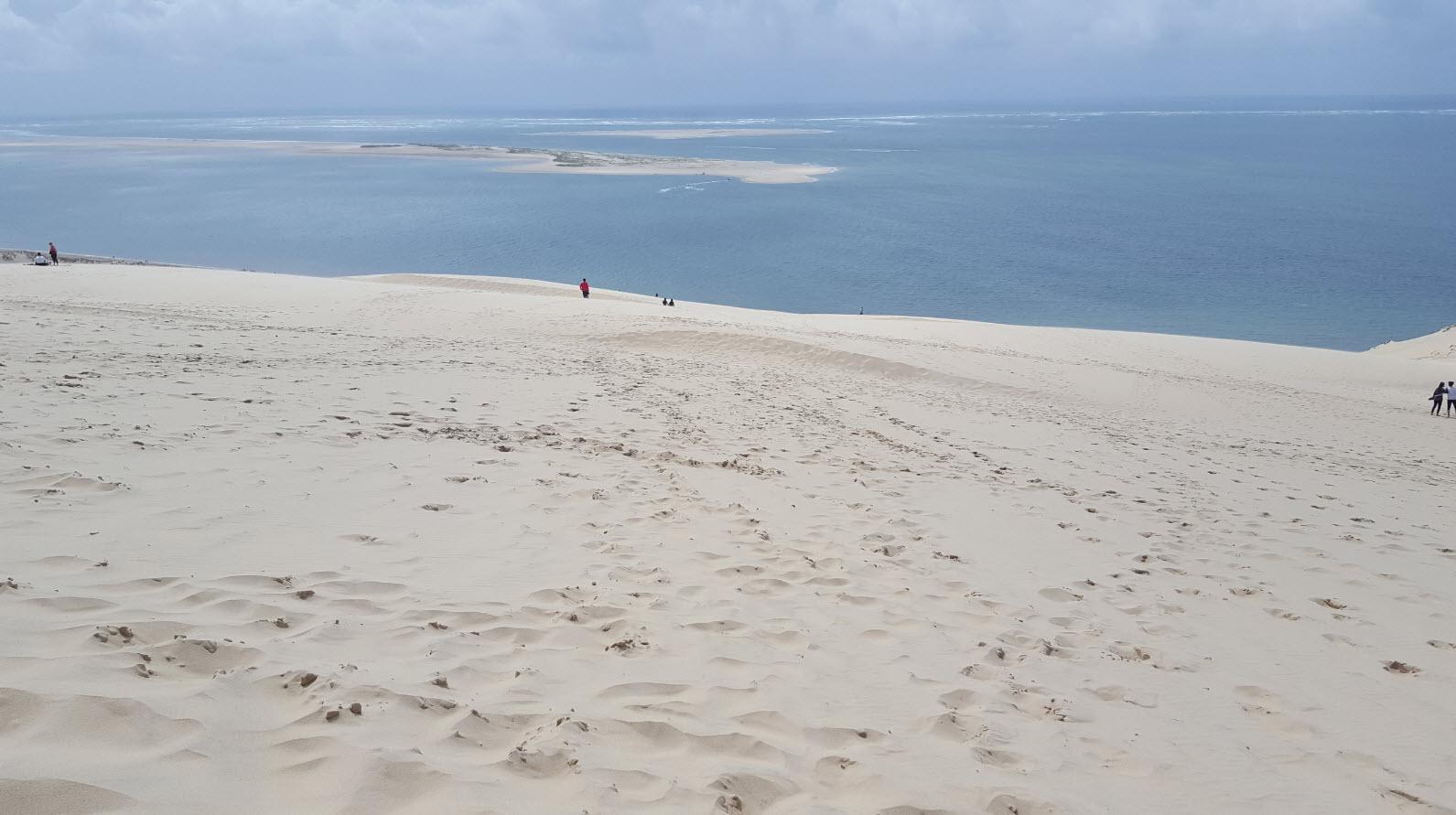 Somptueuse dune du pilat en gironde