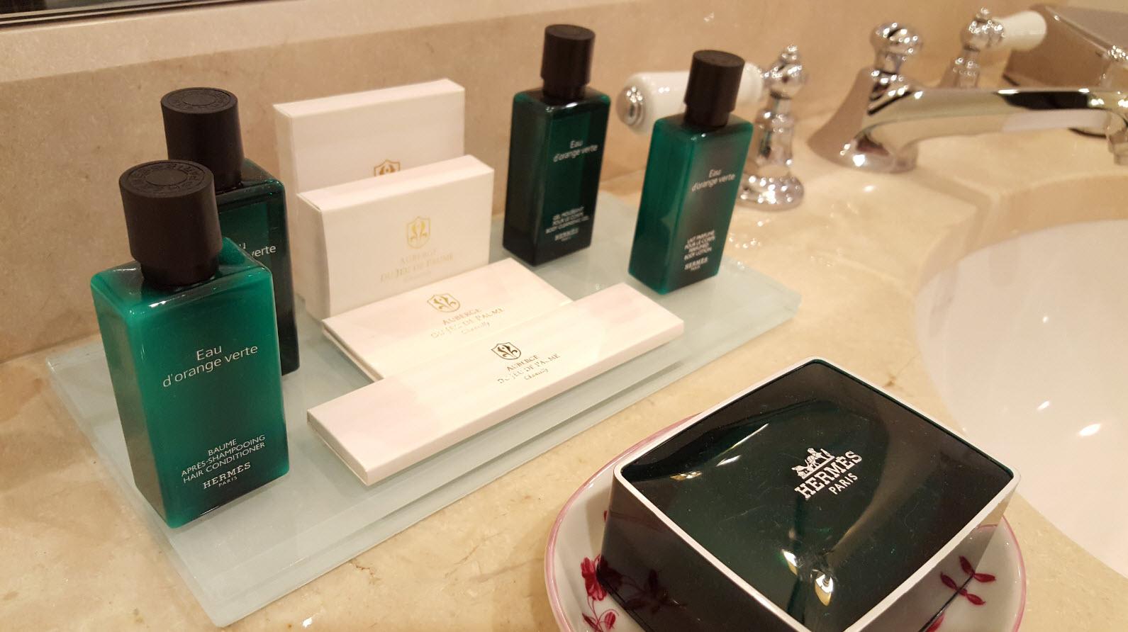 Produits Hermes salle-de-bains