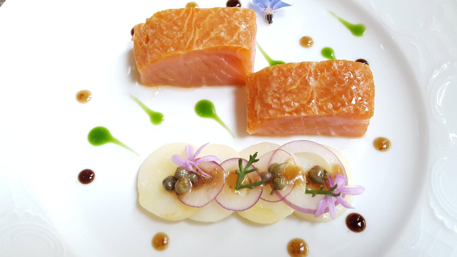 Restaurant bistronomique Arnaud Faye