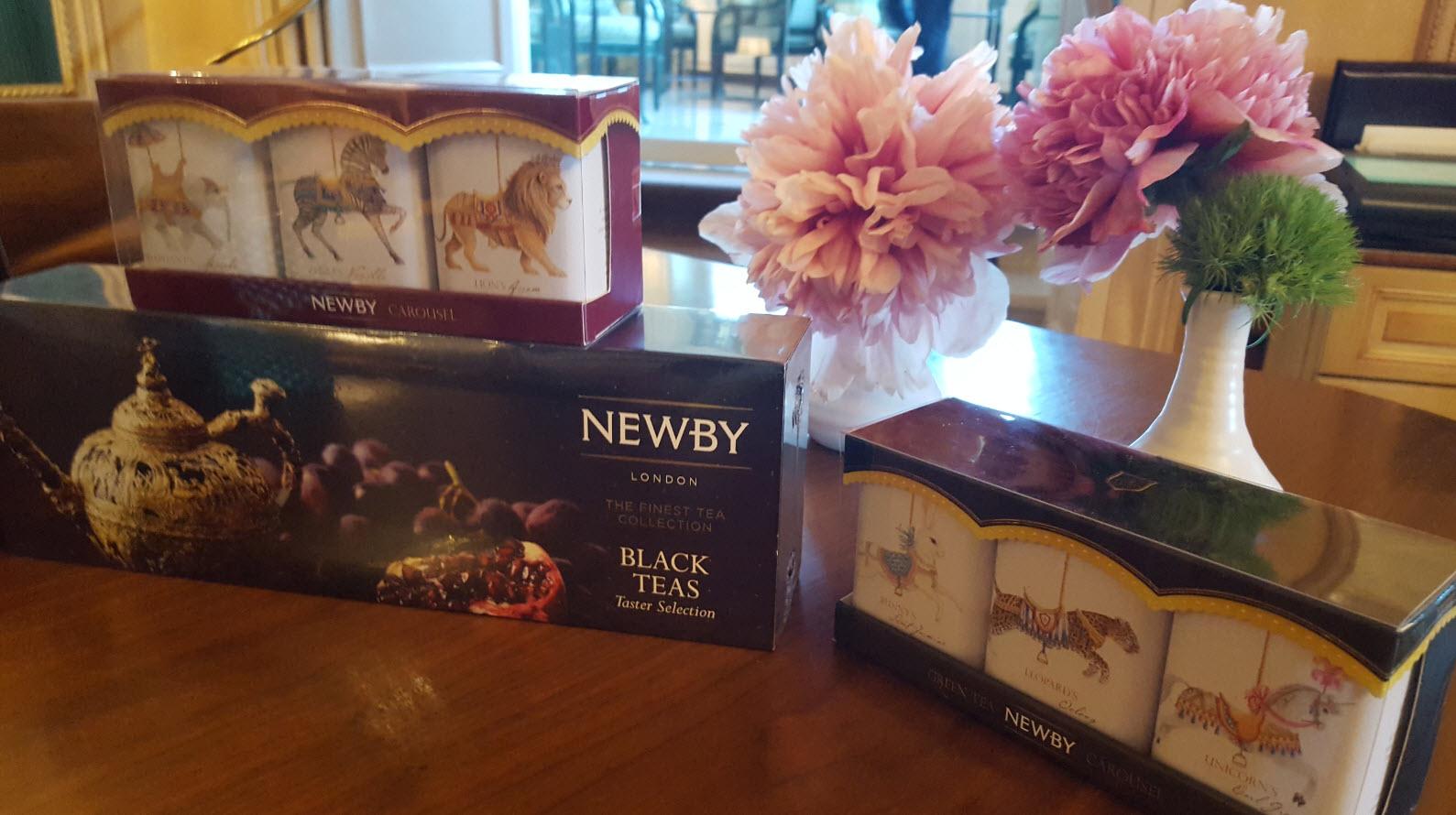 Newby The au Beau-Rivage
