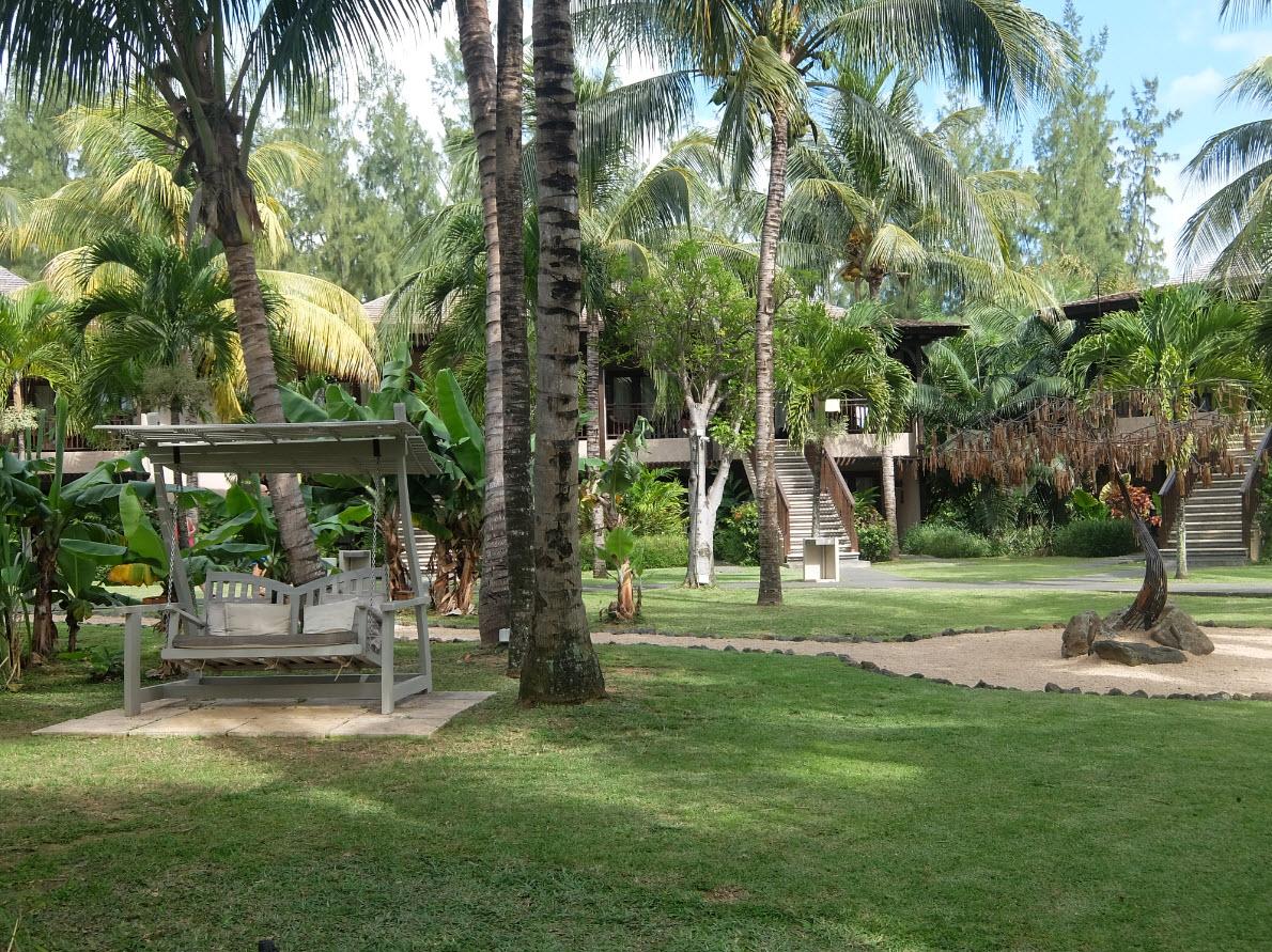 Jardins luxuriants