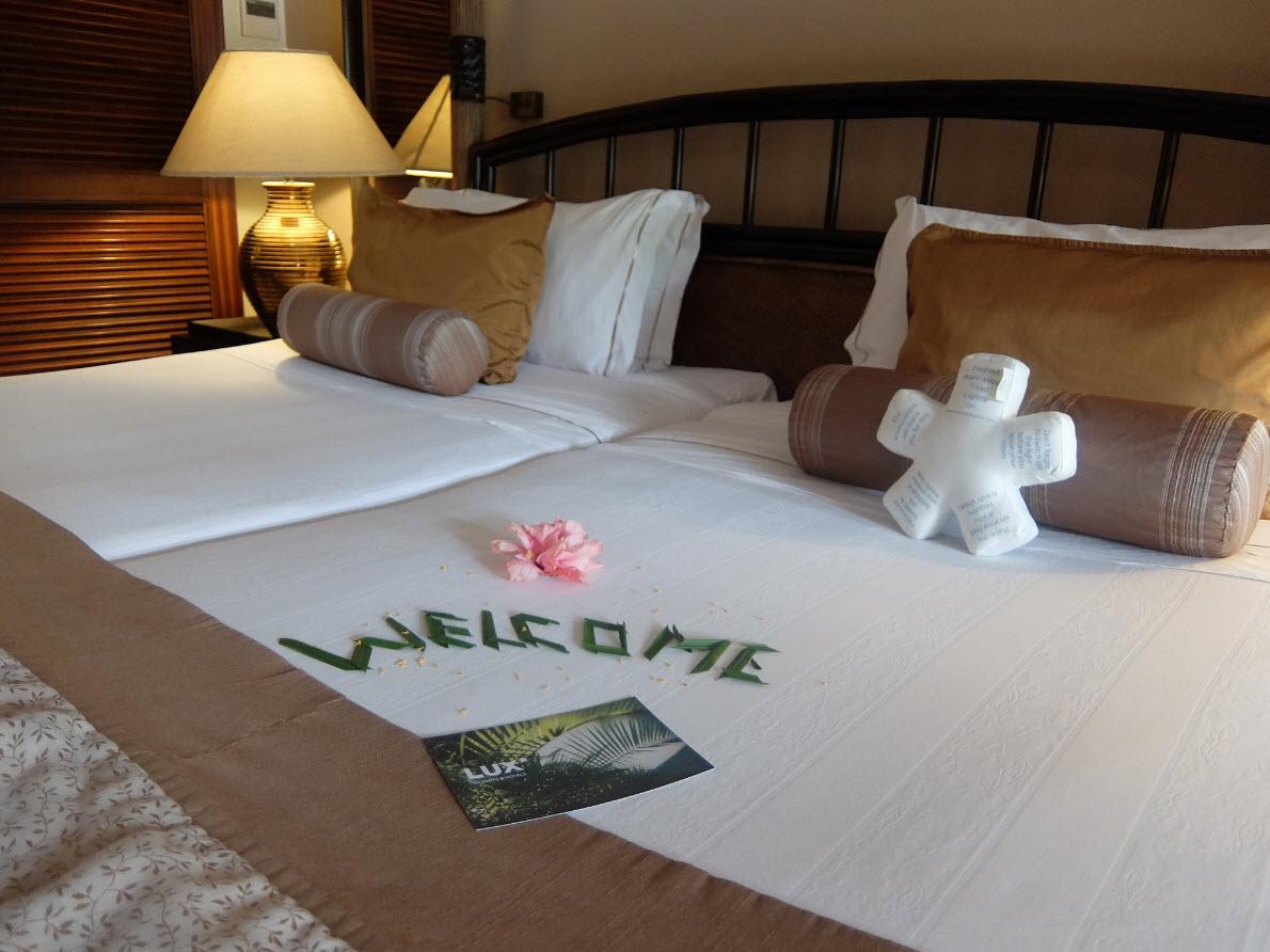 Welcome dans notre chambre