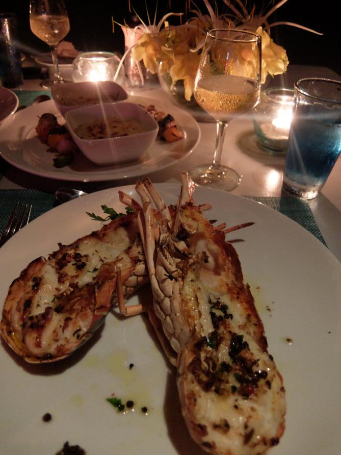 Soiree speciale homard