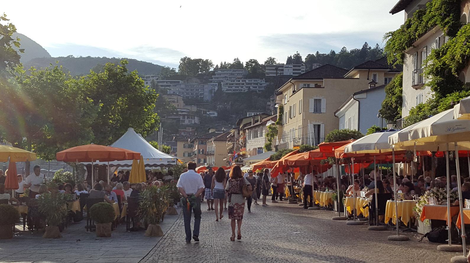 Festival de jazz a Ascona