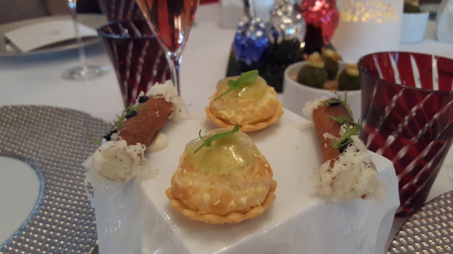 Restaurant etoile Chantilly