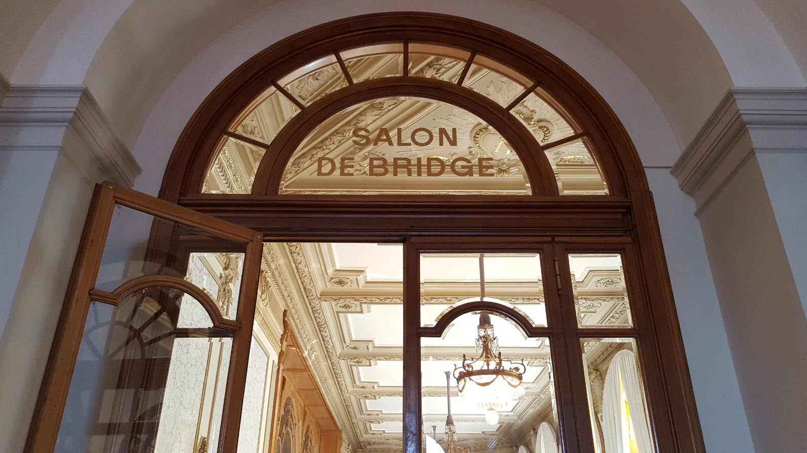 Salon de bridge
