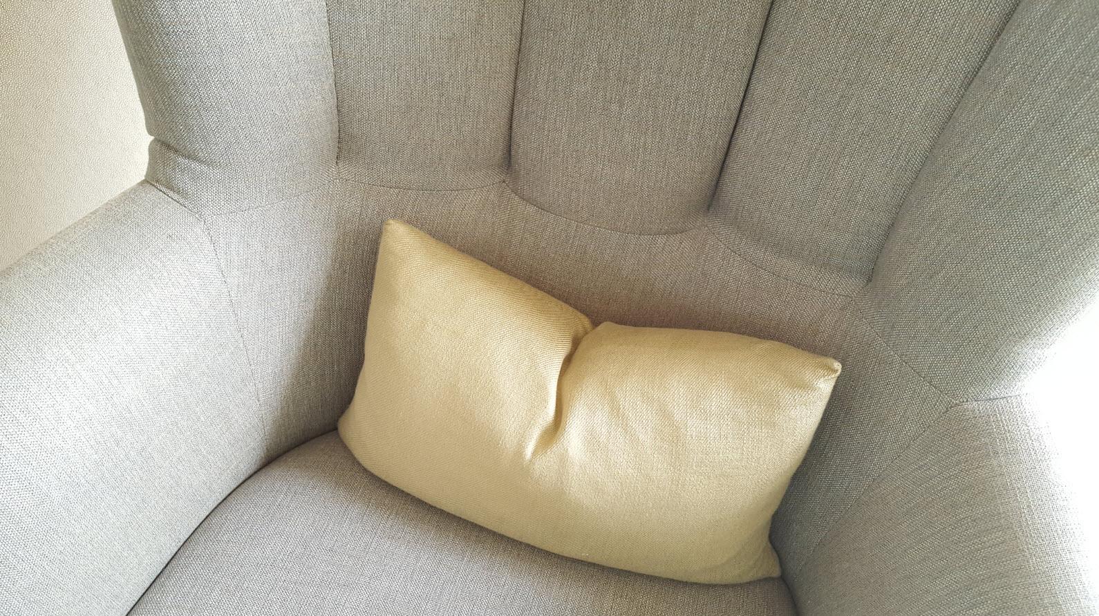 Detail du fauteuil