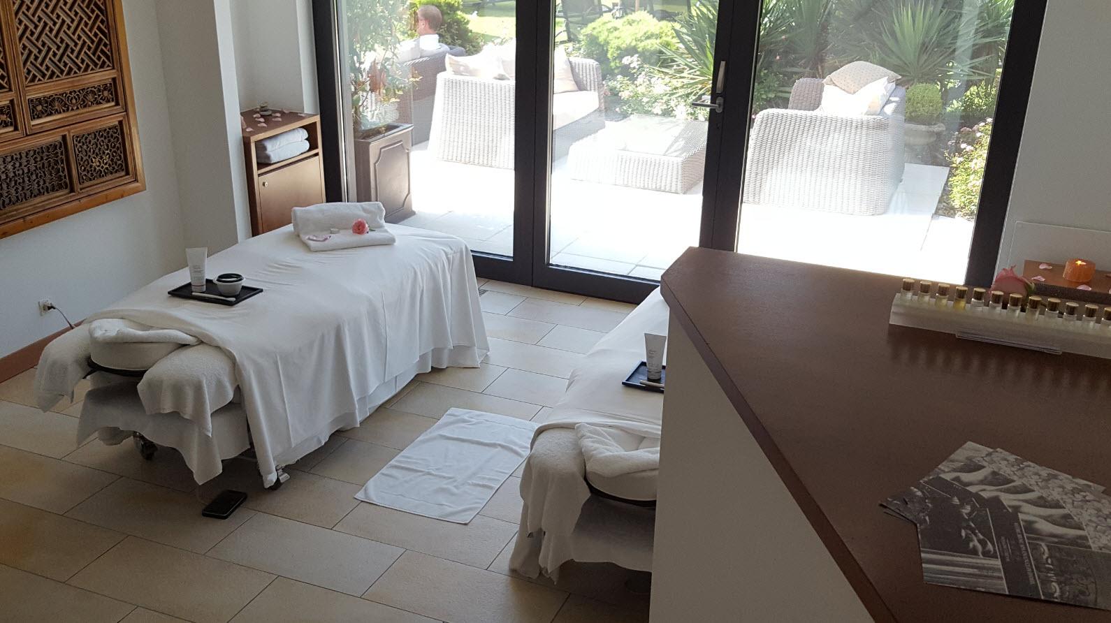 Magnifique suite pour 2 au spa Montreux