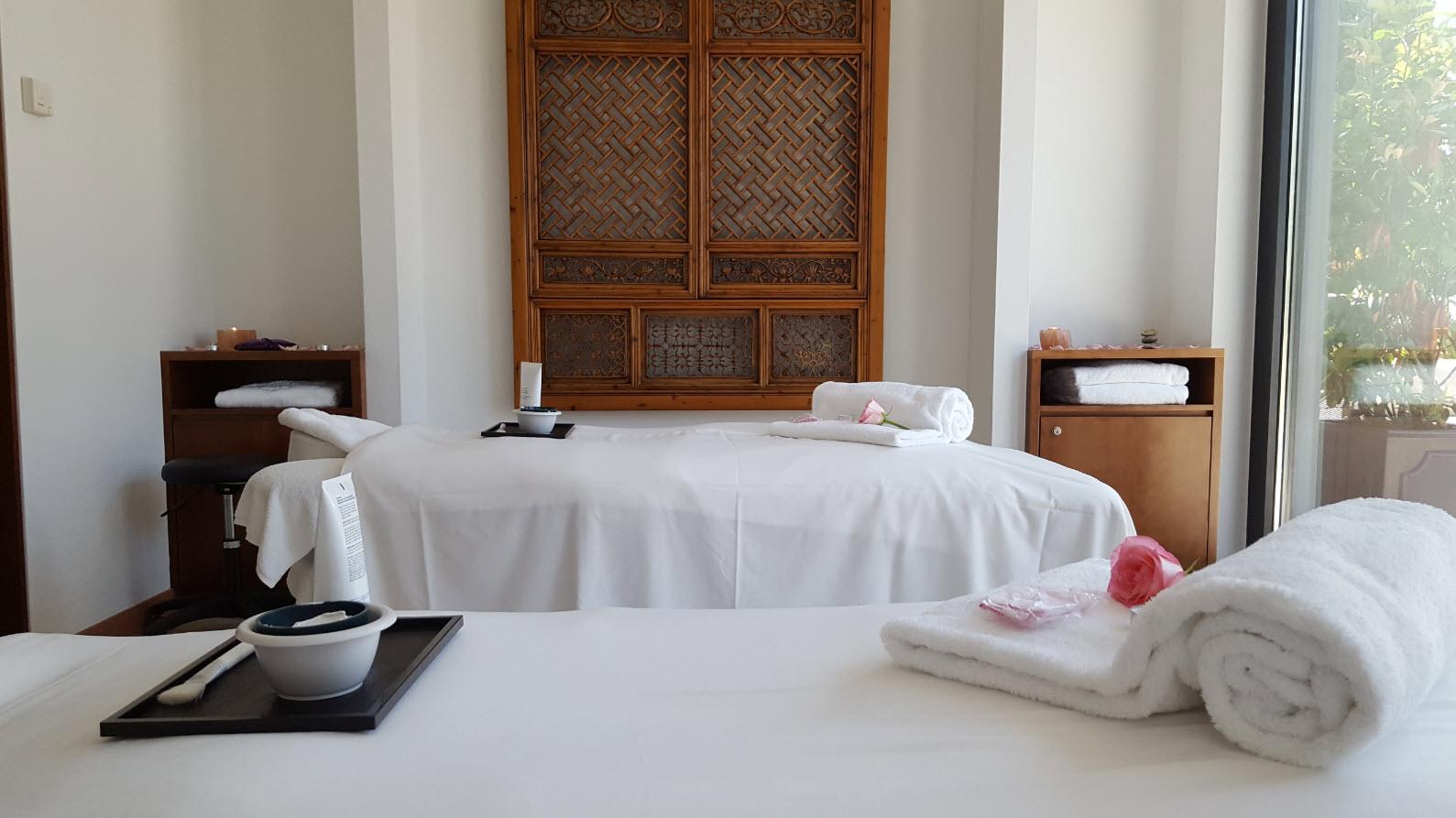 Suite couple au Spa du Fairmont Le Montreux Palace