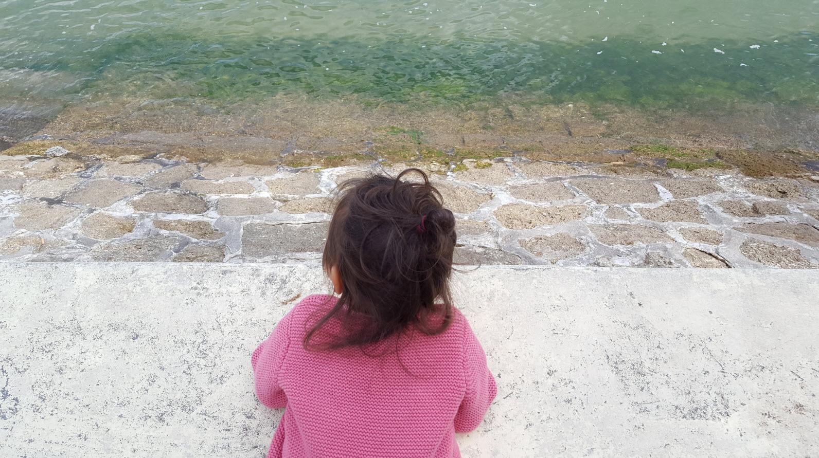 Contempler le bassin d'Arcachon