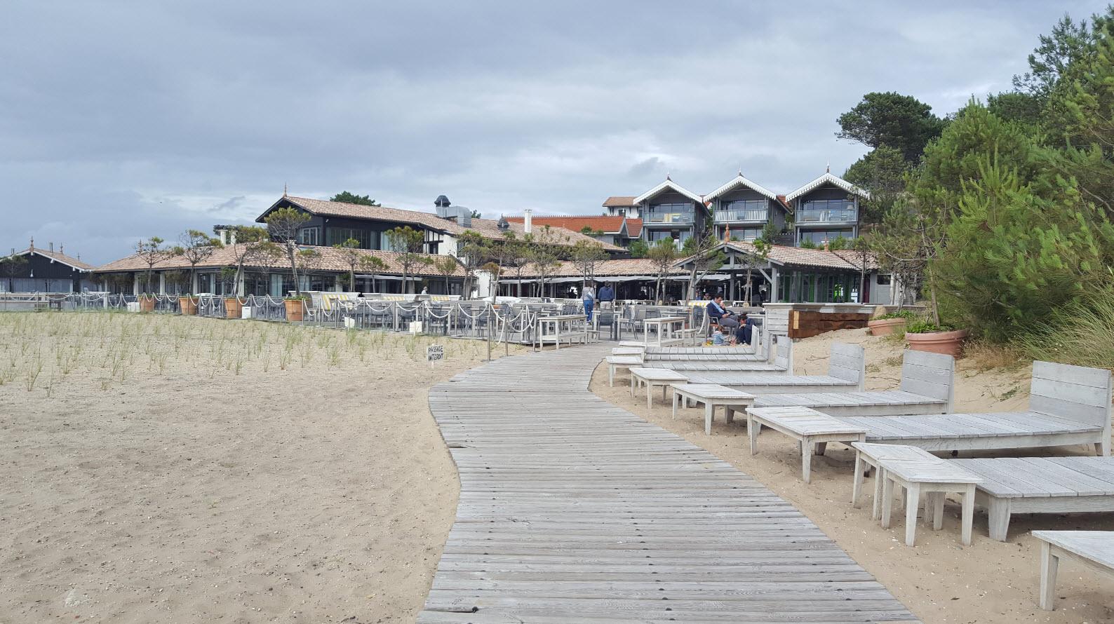 Hotel dune du pyla