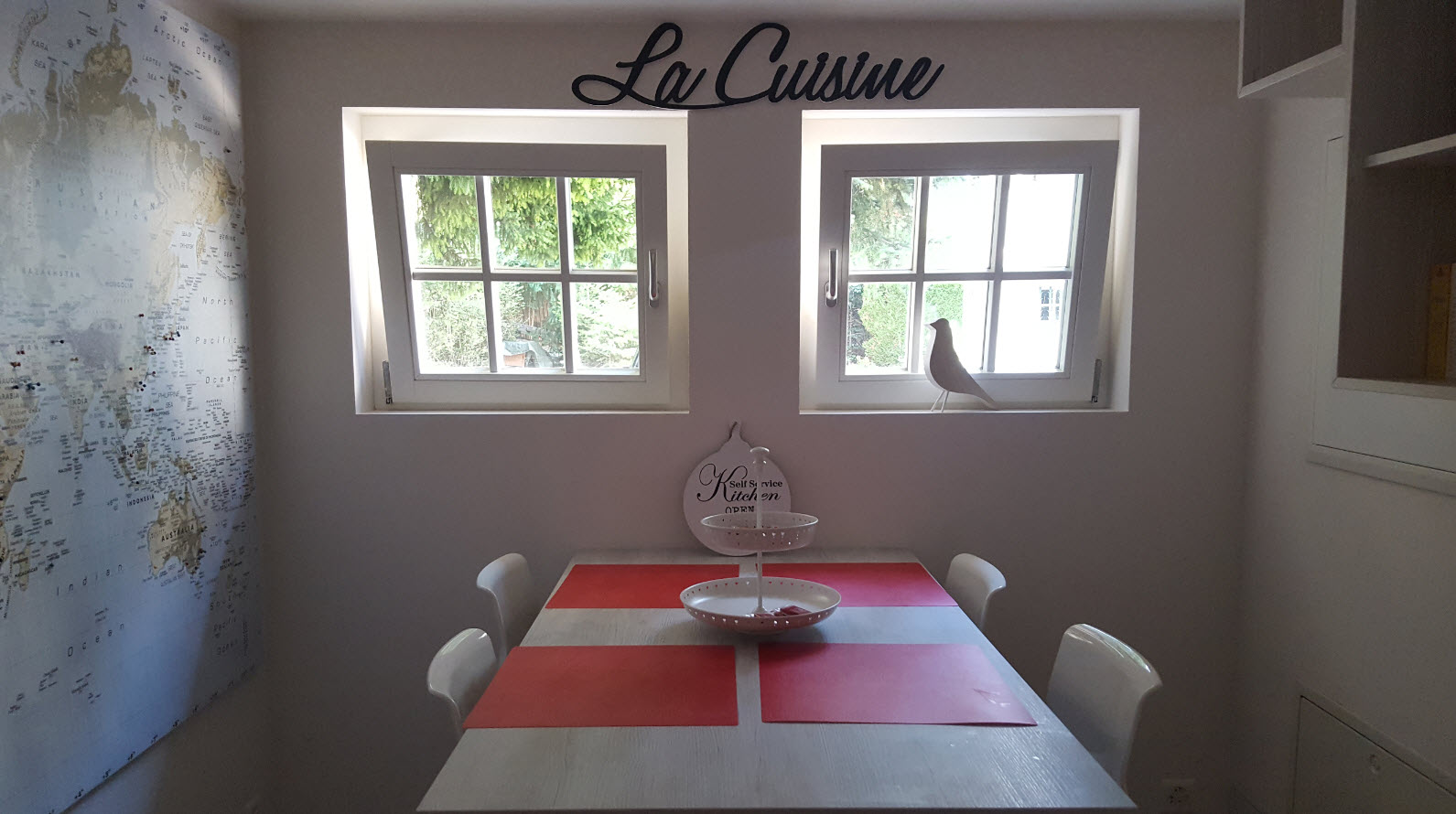 Coin cuisine chambre hotes