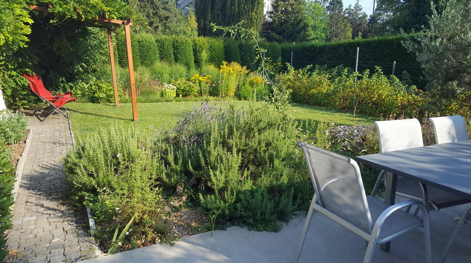 Bed and breakfast with garden Geneva