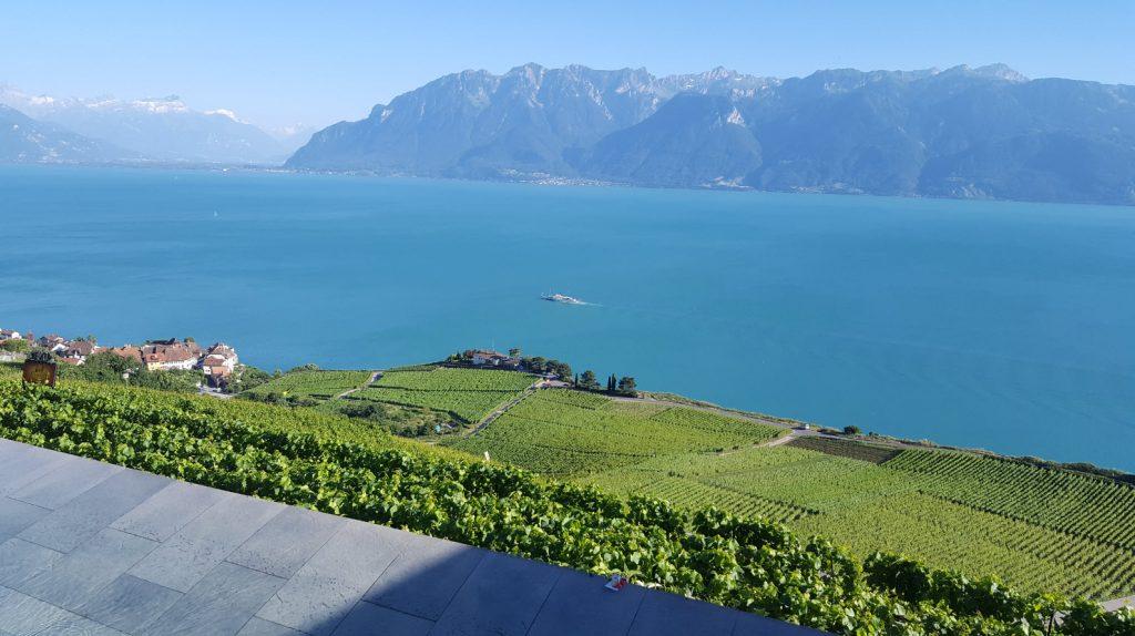 Le Deck Chexbres Montreux