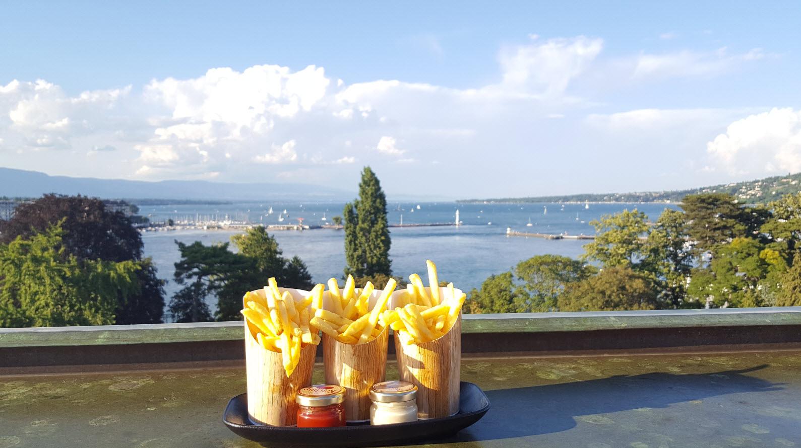 Burger hotel Metropole