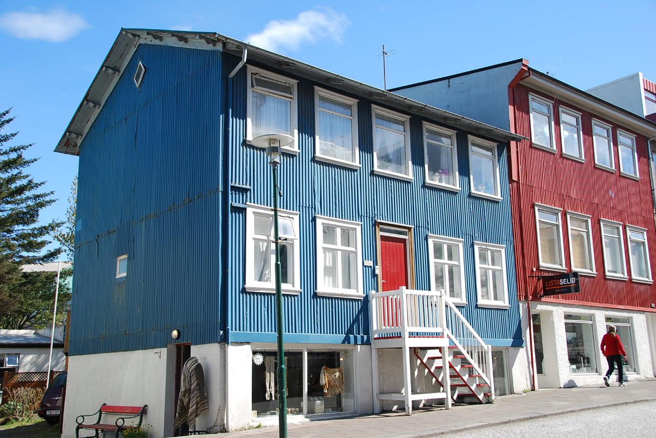 Guide pratique tour Islande Reykjavik