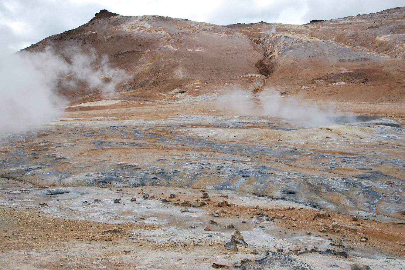 Itineraire Road trip Islande geyser