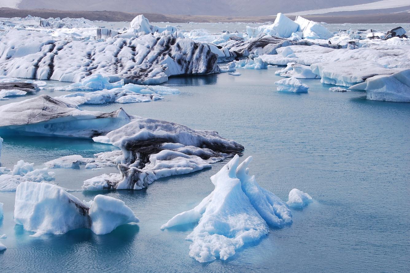 Itineraire tour Islande Jokulsarlon et ses icebergs