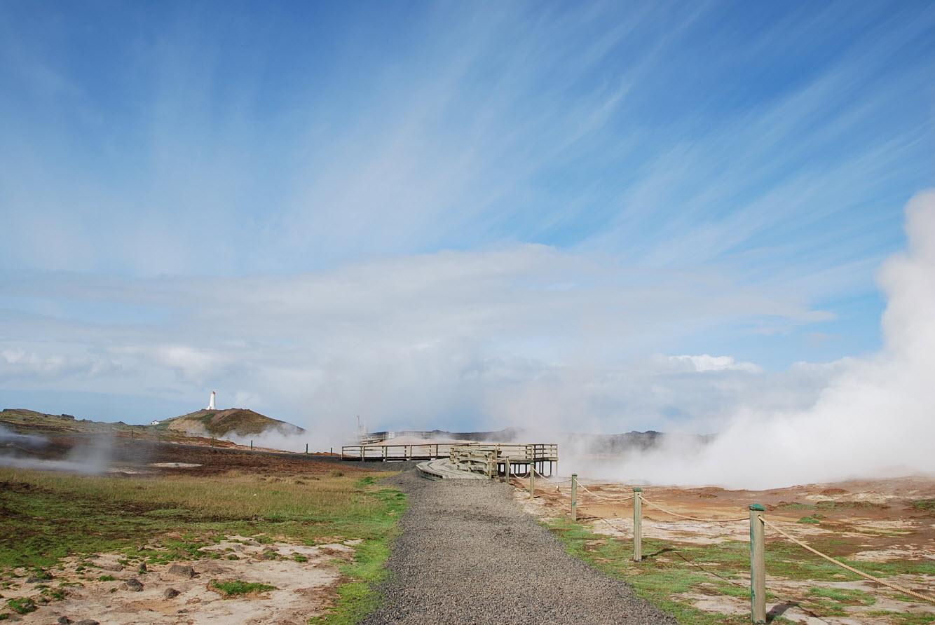 Road trip Islande Reykjanes