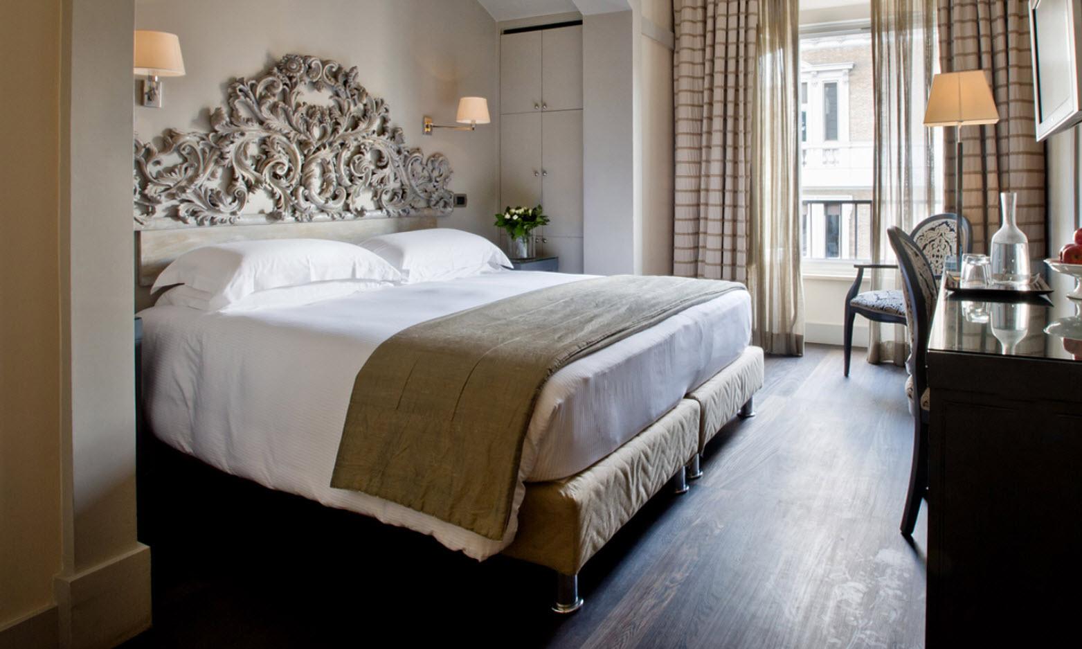 sejour romantique rome chambre hotes Piazza del Popolo