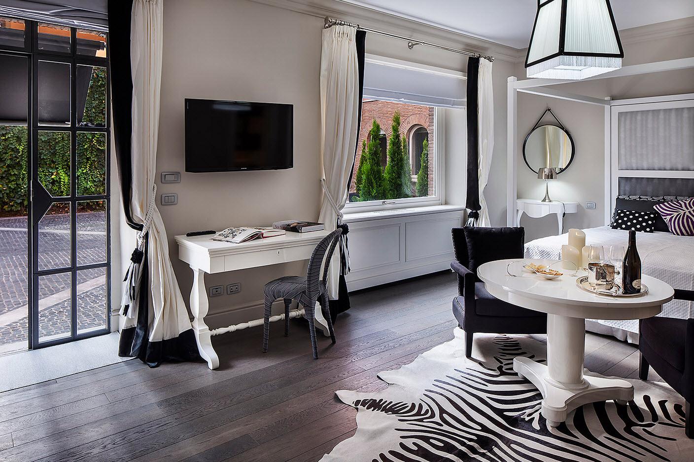Chambres cosy belle demeure Terme di Caracalla