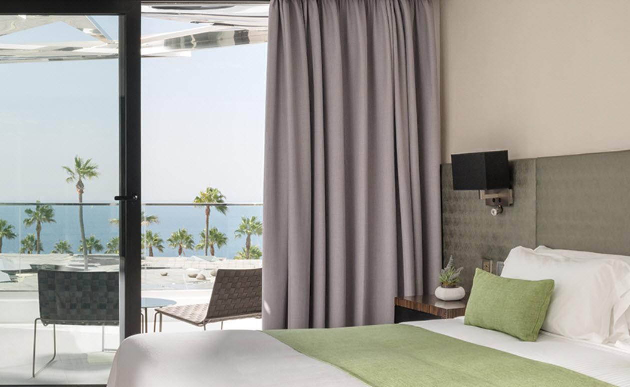 Hotel ultra-moderne avec vue mer La Isla y El Mar a Lanzarote