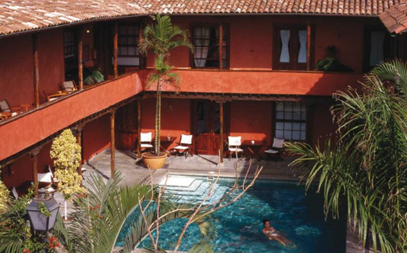 Design contemporain dans une villa a Tenerife Hotel San Roque