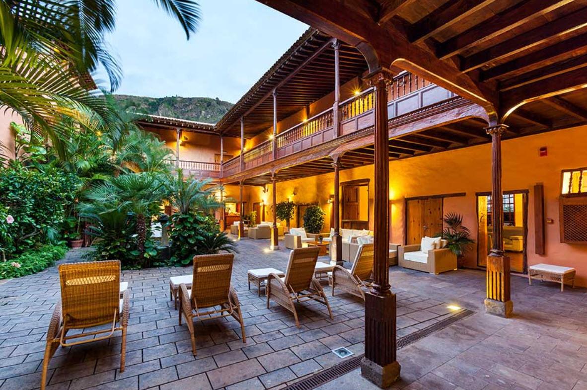 Havre de paix dans un hotel particulier a Tenerife