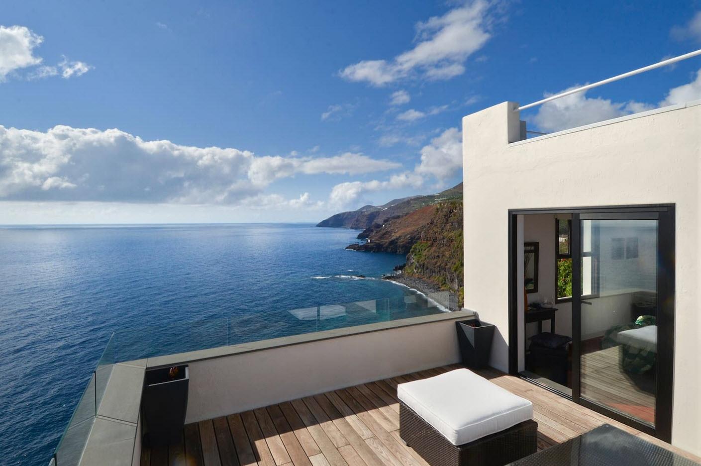 Atlantic Front Tenerife avec terrasse magnifique