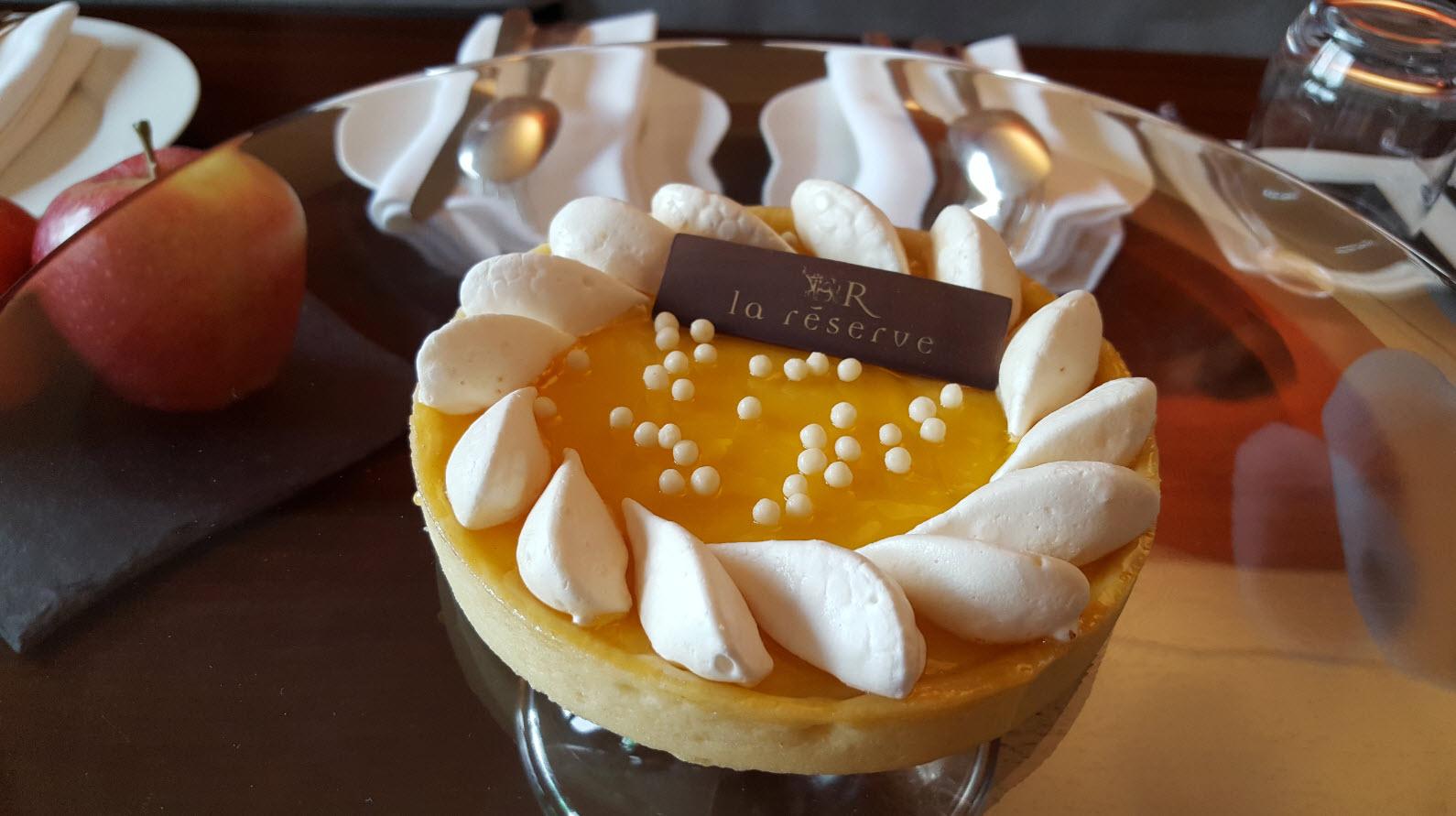 Delicieuse tarte