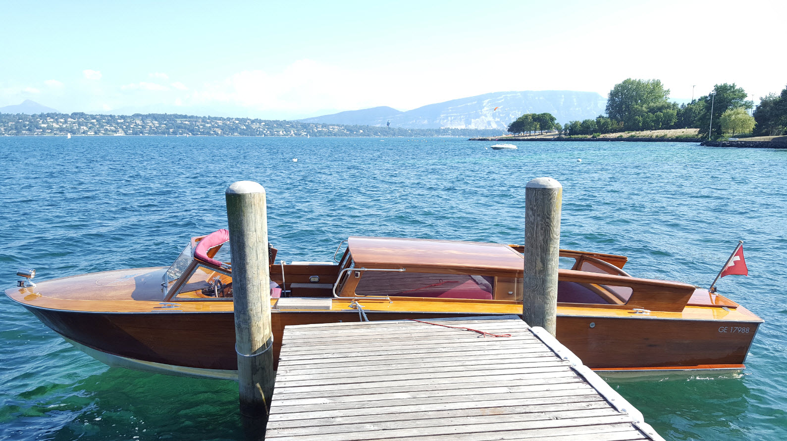 Port privee Bellevue Geneve