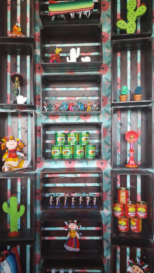 Decoration mexicaine