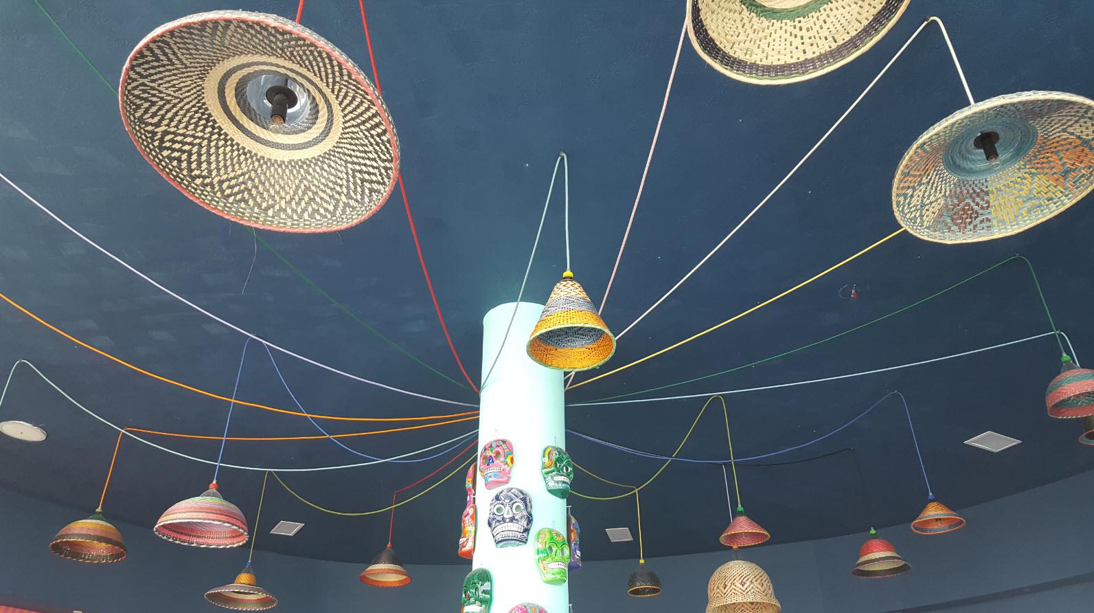 Decoration lampes plafond