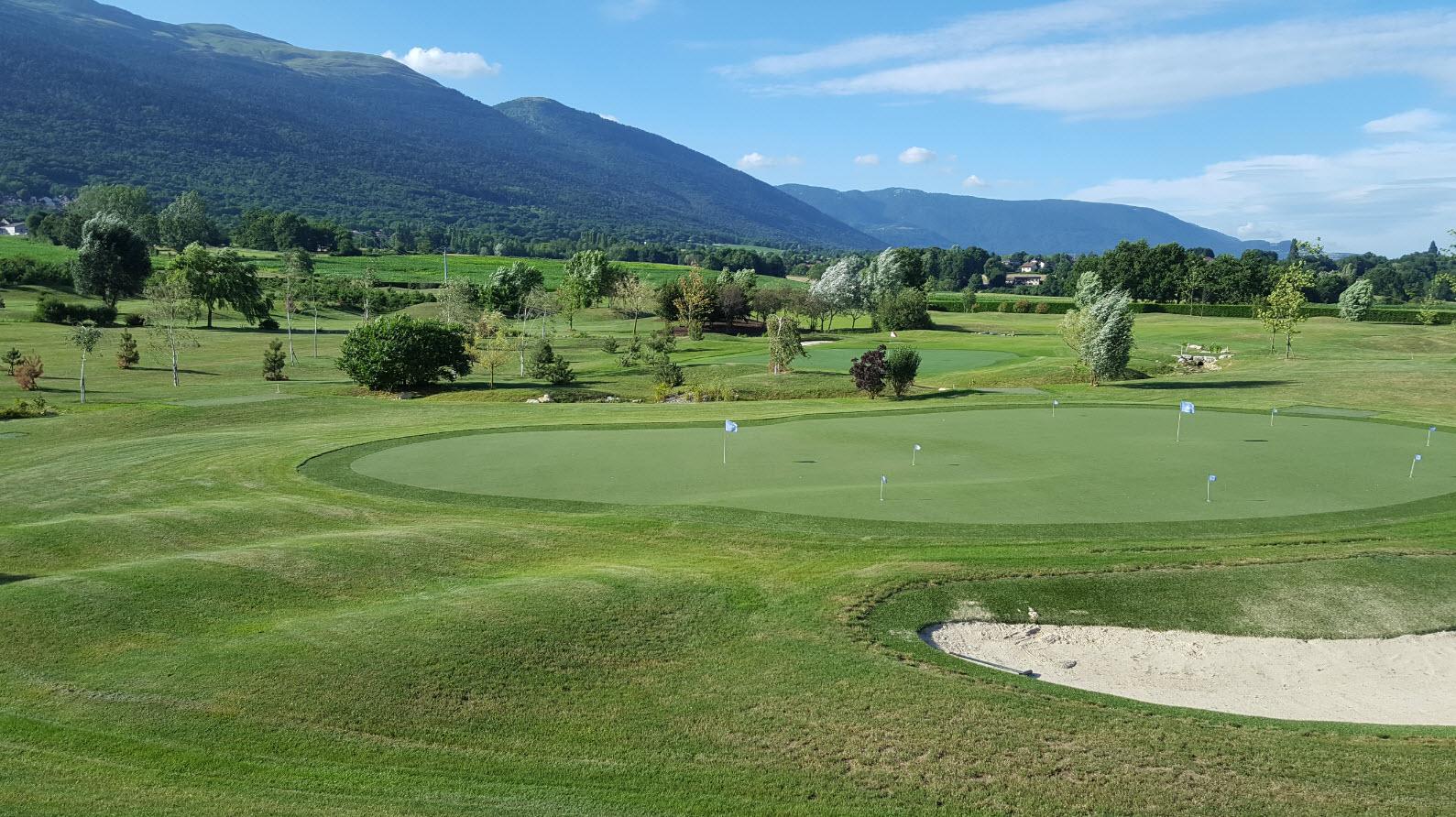 Golf Jiva Hill