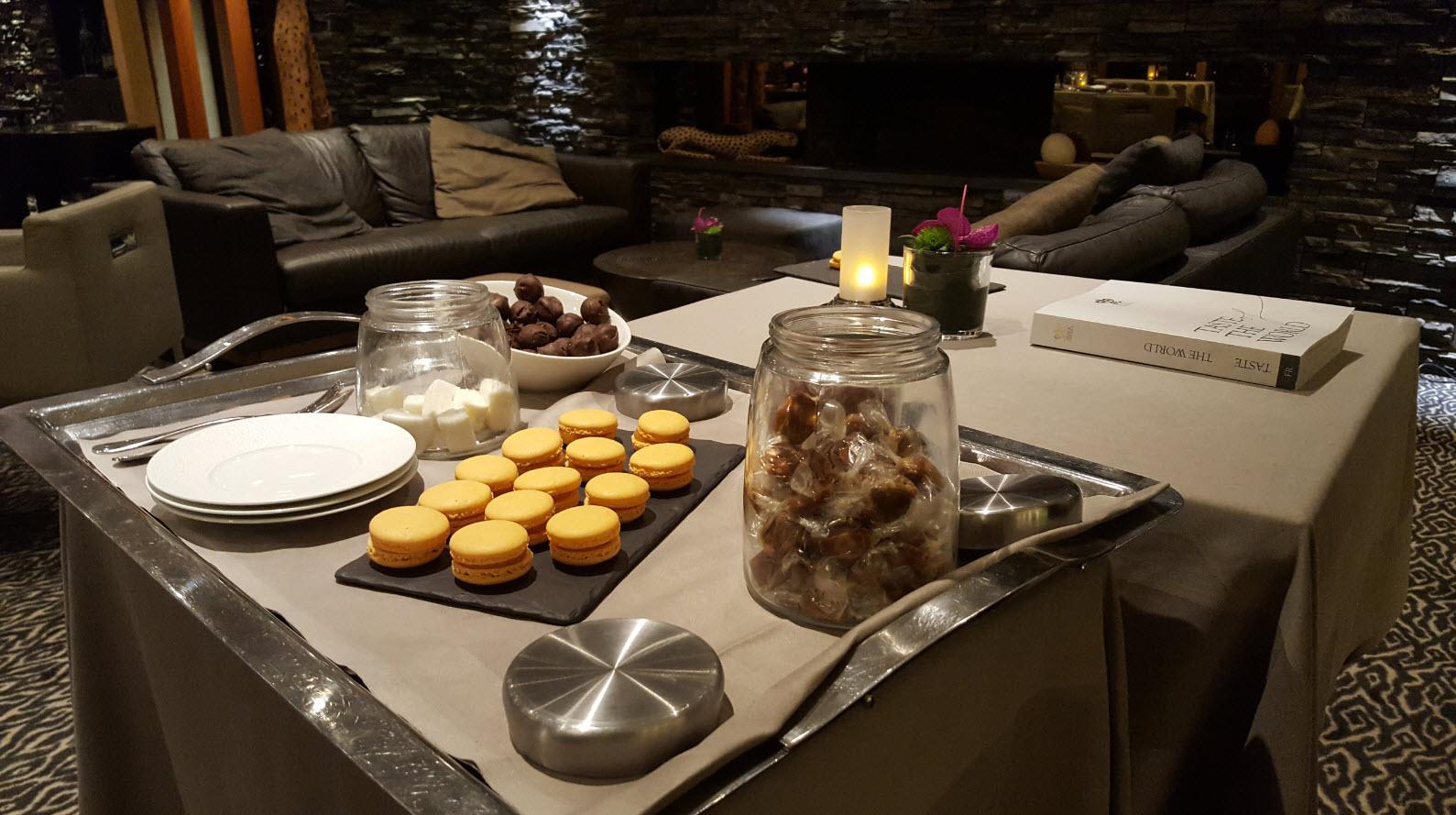 Petites gourmandises dessert