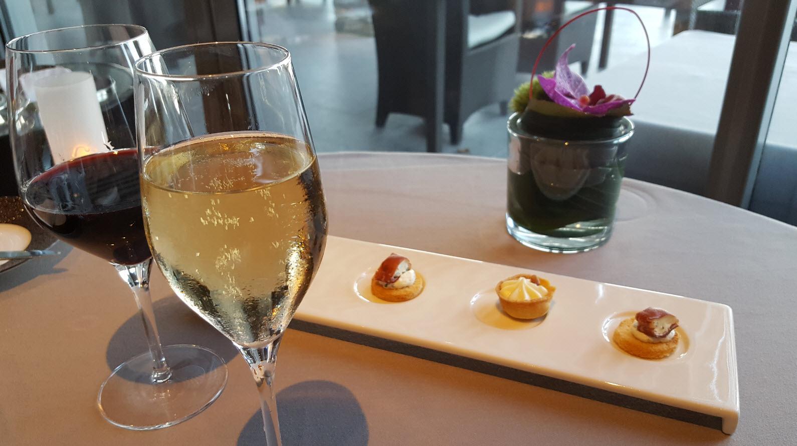 Aperitif Champagne