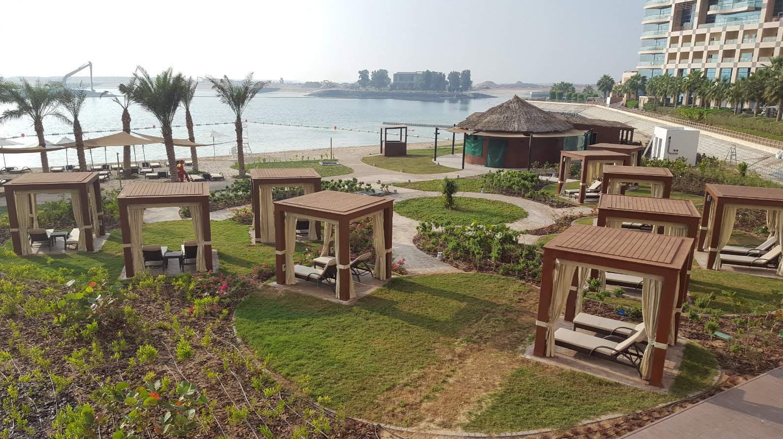 Bab Al Qasr Beach Club