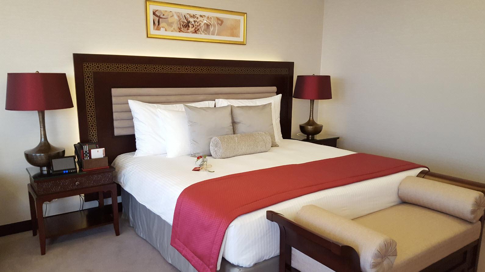 Lit king size Suite Bab Al Qasr
