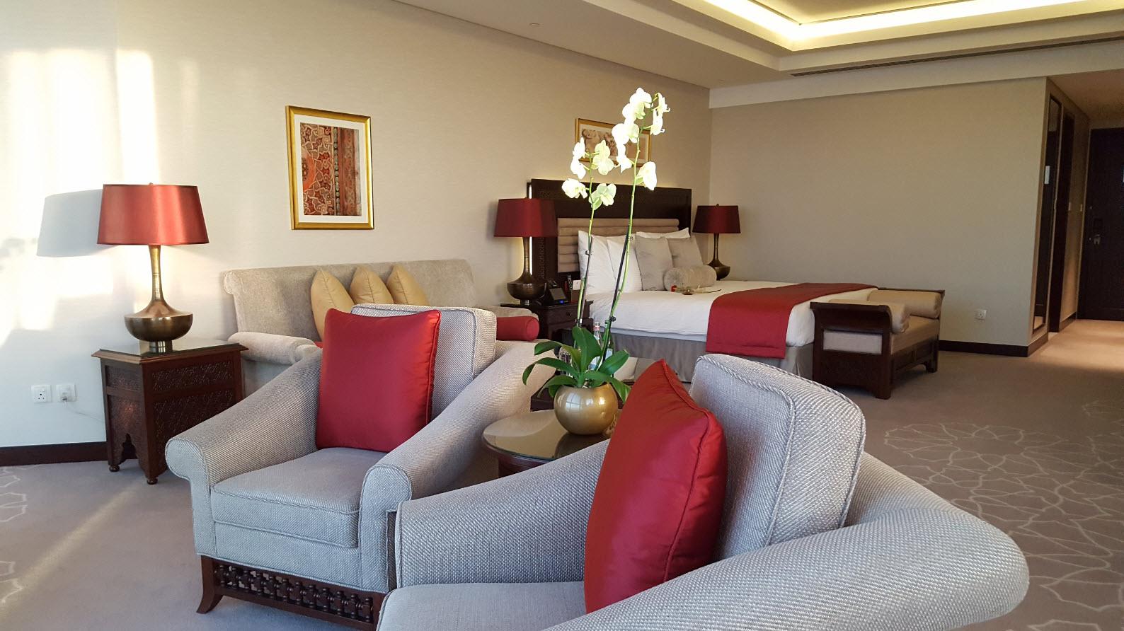 Bab Al Qasr Suite