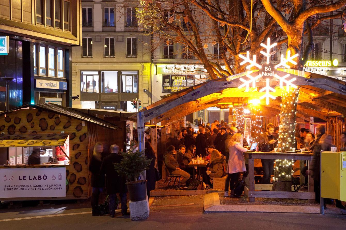 Bô Noël Lausanne