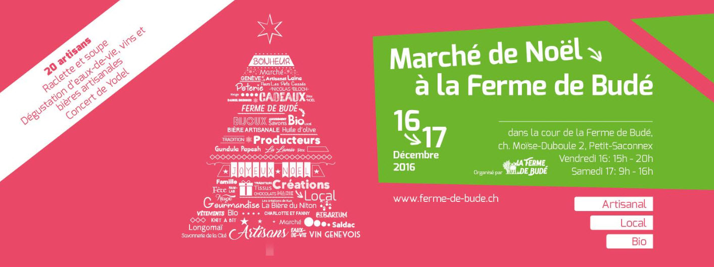 Marche Noel Ferme de Bude Petit Saconnex